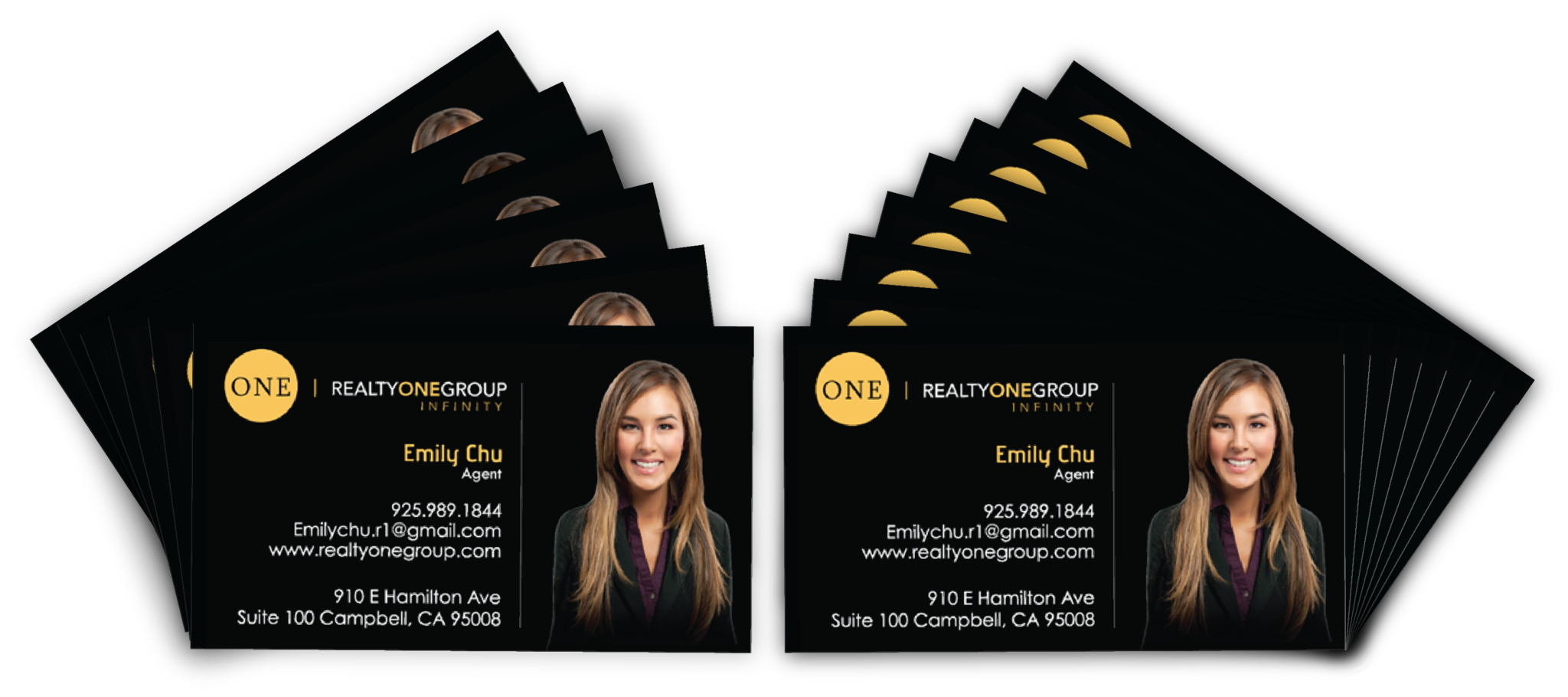 Realty One Agent Business Card