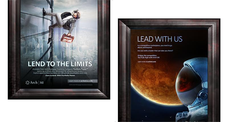 Marketing Campaign Print Ad Designs