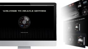 Oracle Motors UI Design